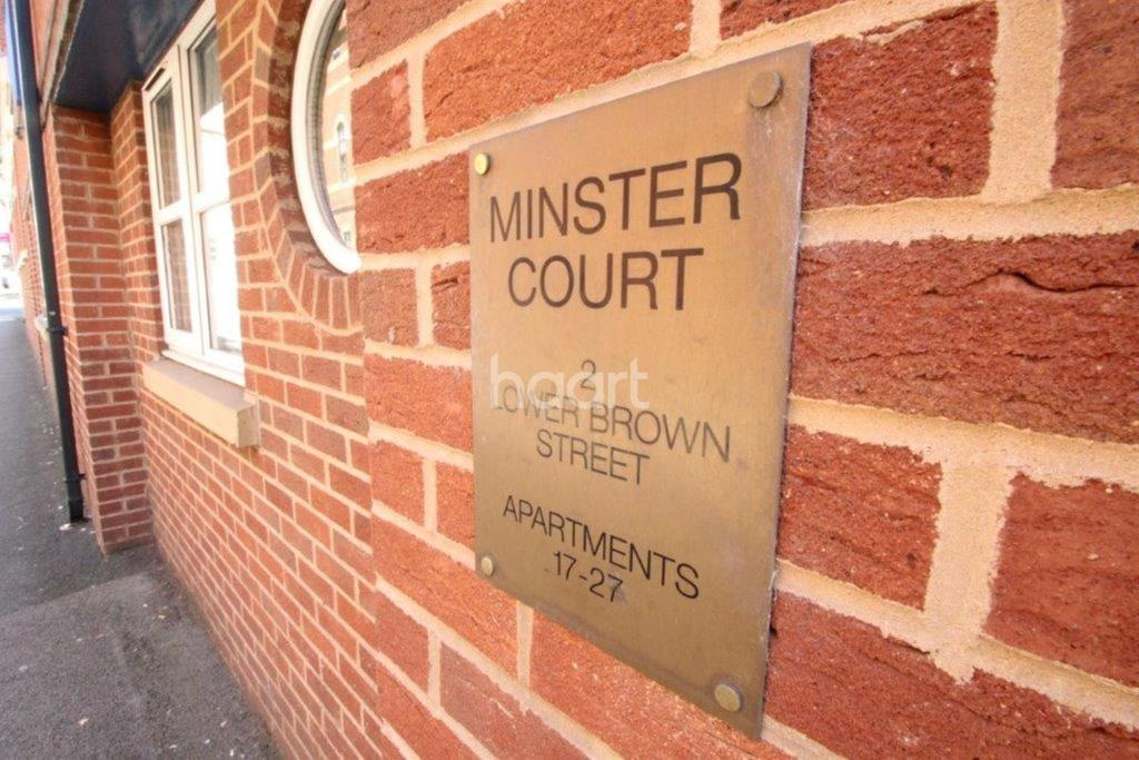 2 Bedrooms Flat for sale in Minster Court, Lower Brown Street, Leicester