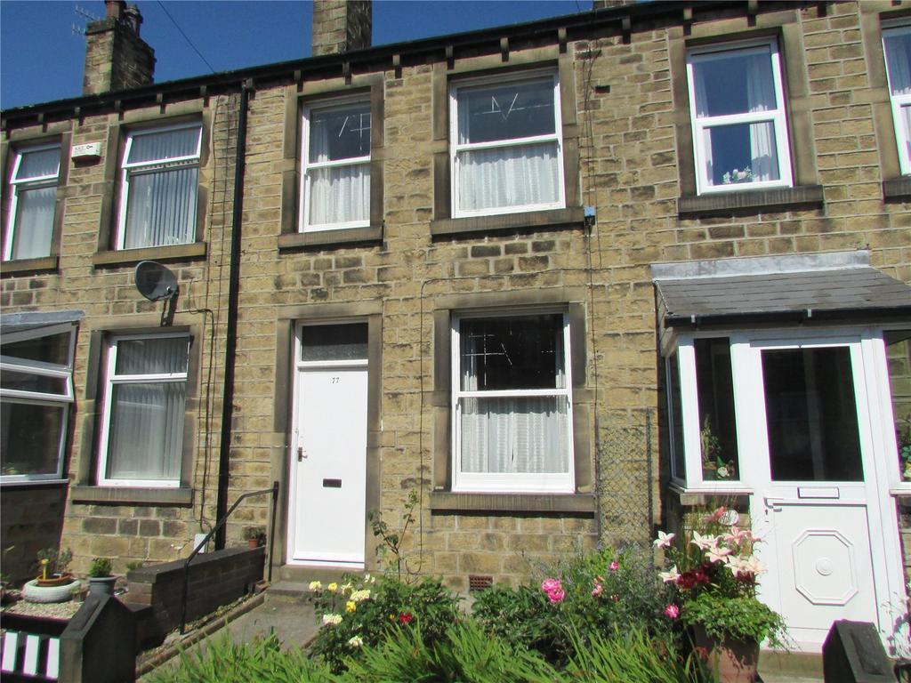 2 Bedrooms Terraced House for sale in Senior Street, Moldgreen, Huddersfield, HD5