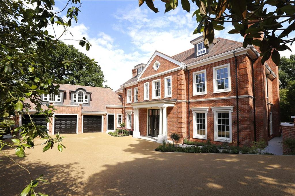 7 Bedrooms Detached House for sale in Coombe Hill Road, Kingston upon Thames, KT2