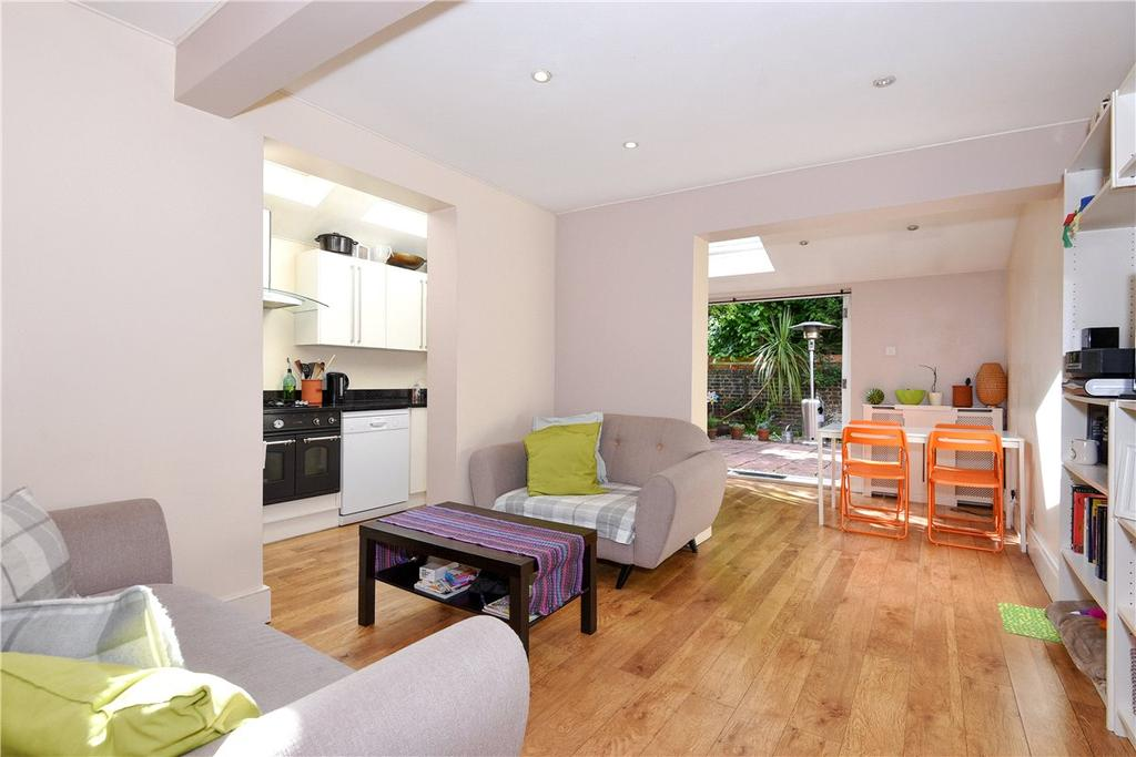 2 Bedrooms Apartment Flat for sale in Hendham Road, London, SW17