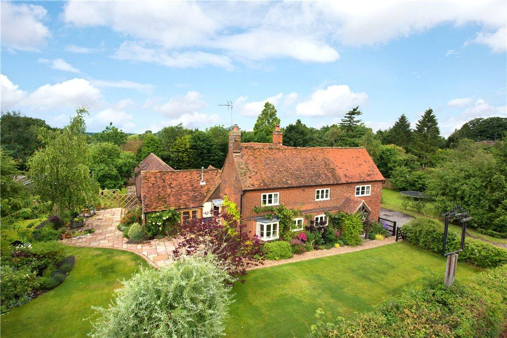 4 Bedrooms Unique Property for sale in Gustard Wood, Wheathampstead, Hertfordshire