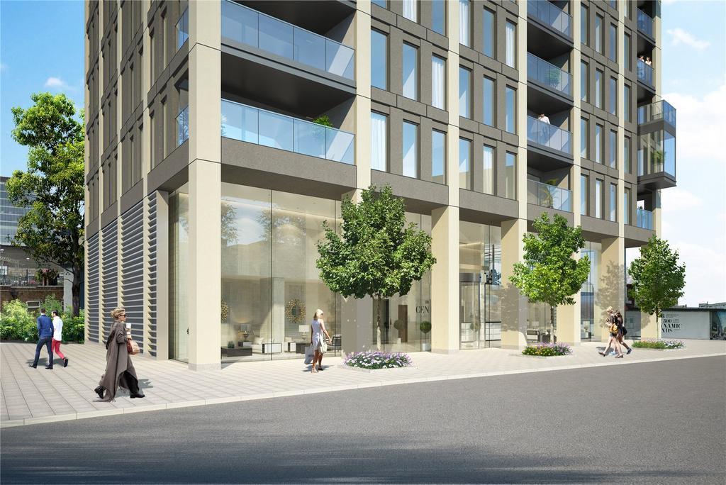 2 Bedrooms Flat for sale in Stratford Central, Stratford City, London, E15