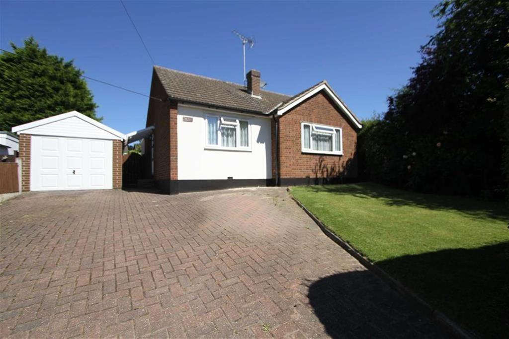 2 Bedrooms Detached Bungalow for sale in Thynne Road, Billericay, Essex, CM11 2HH