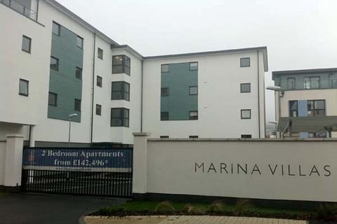 2 bedroom flat to rent - Marina Villas, Swansea