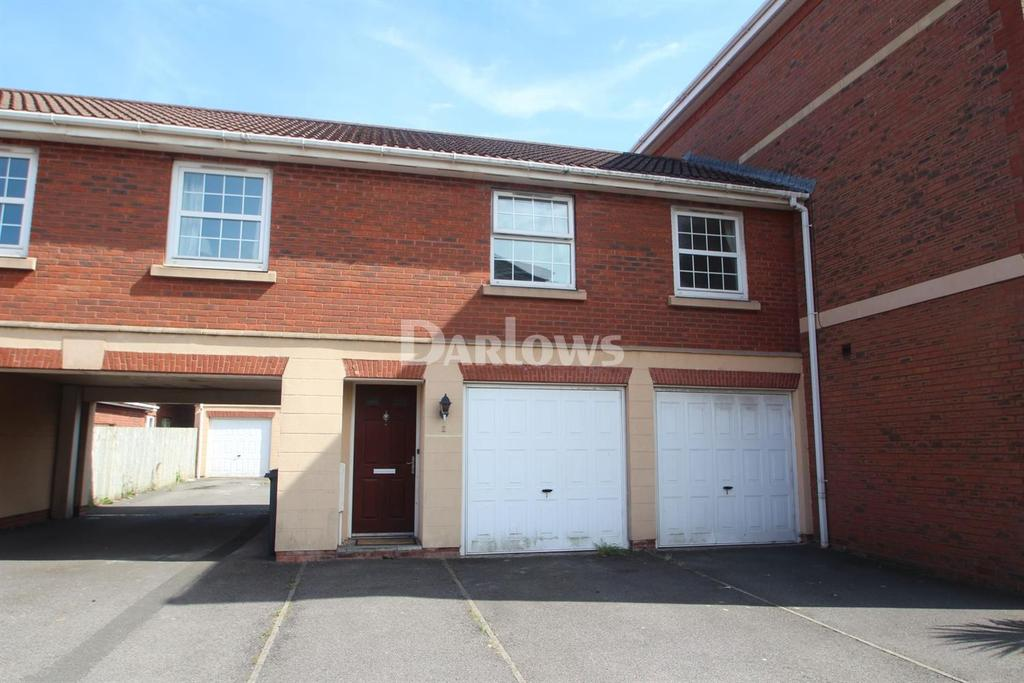 2 Bedrooms Flat for sale in Page Drive, Pengam Green, Cardiff