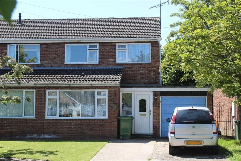 3 Bedrooms Semi Detached House for sale in Two Ashes, Off Beeches Road, Shrewsbury