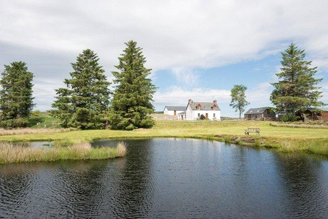 4 Bedrooms Detached House for sale in Banscol Cottage - The Whole, 38 Banscol, Rogart, Highland, IV28