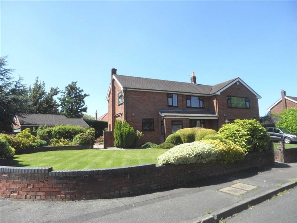 4 Bedrooms Detached House for sale in Pasturefield Road, Peel Hall