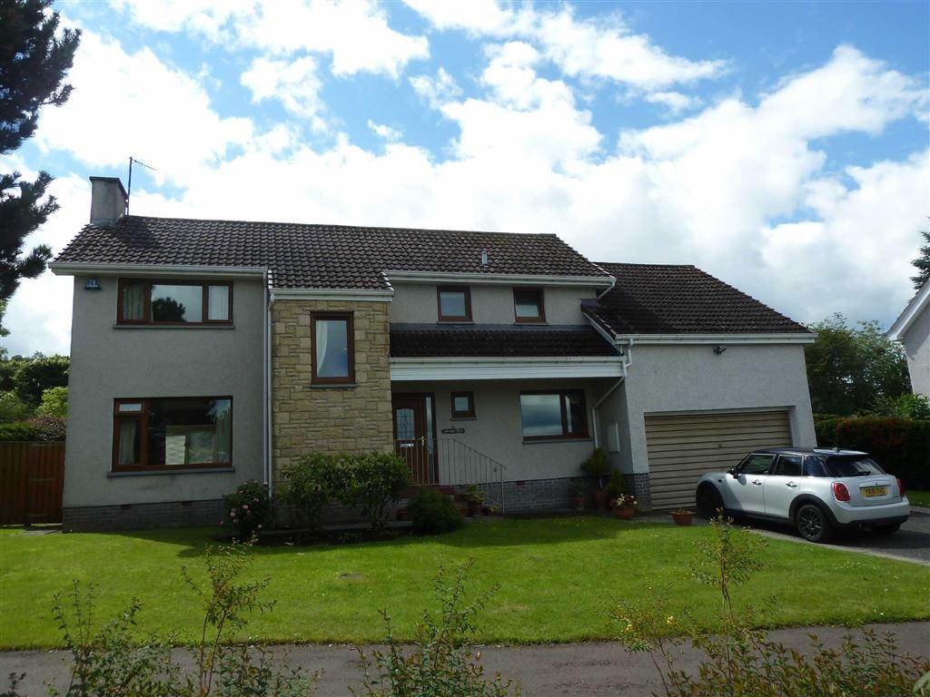 5 Bedrooms Detached House for sale in Haston Crescent, Perth, Perthshire