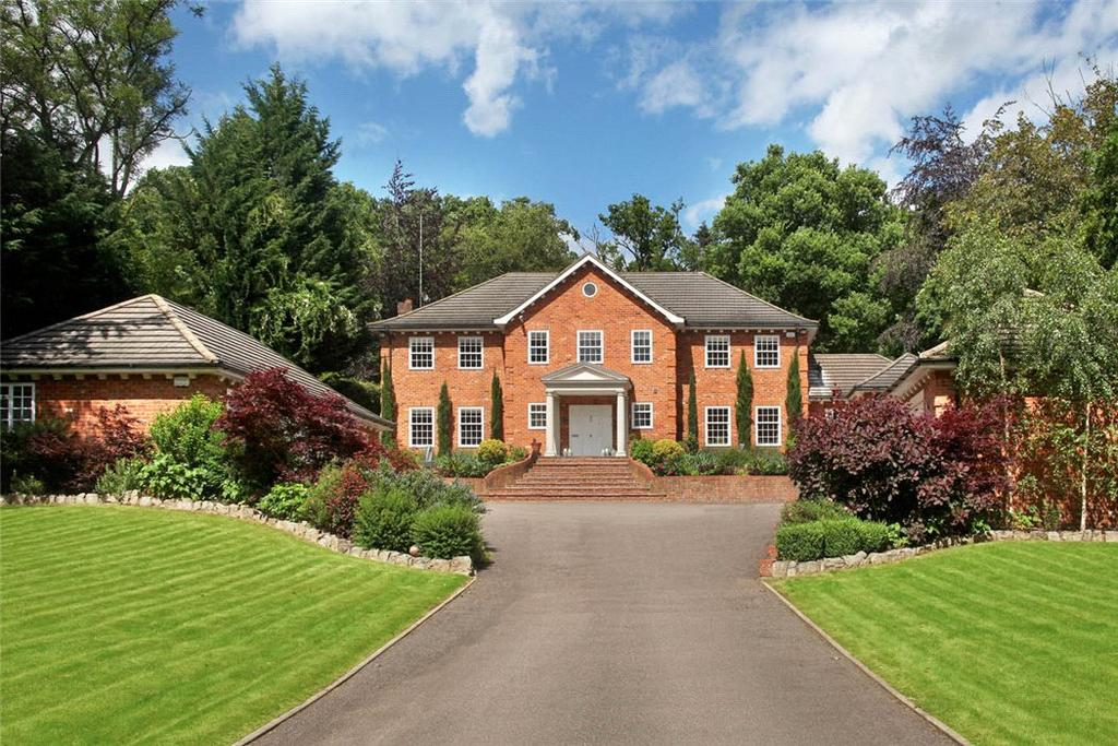 6 Bedrooms Detached House for sale in Long Bottom Lane, Seer Green, Beaconsfield, Buckinghamshire, HP9