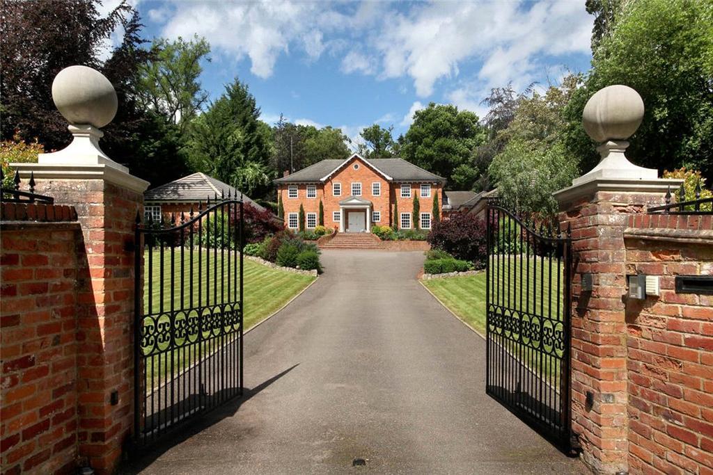 6 Bedrooms Detached House for sale in Long Bottom Lane, Seer Green, Beaconsfield, Buckinghamshire, HP9