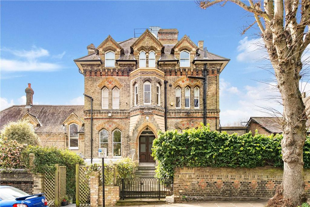 5 Bedrooms Flat for sale in Lyndhurst Terrace, Hampstead, London, NW3