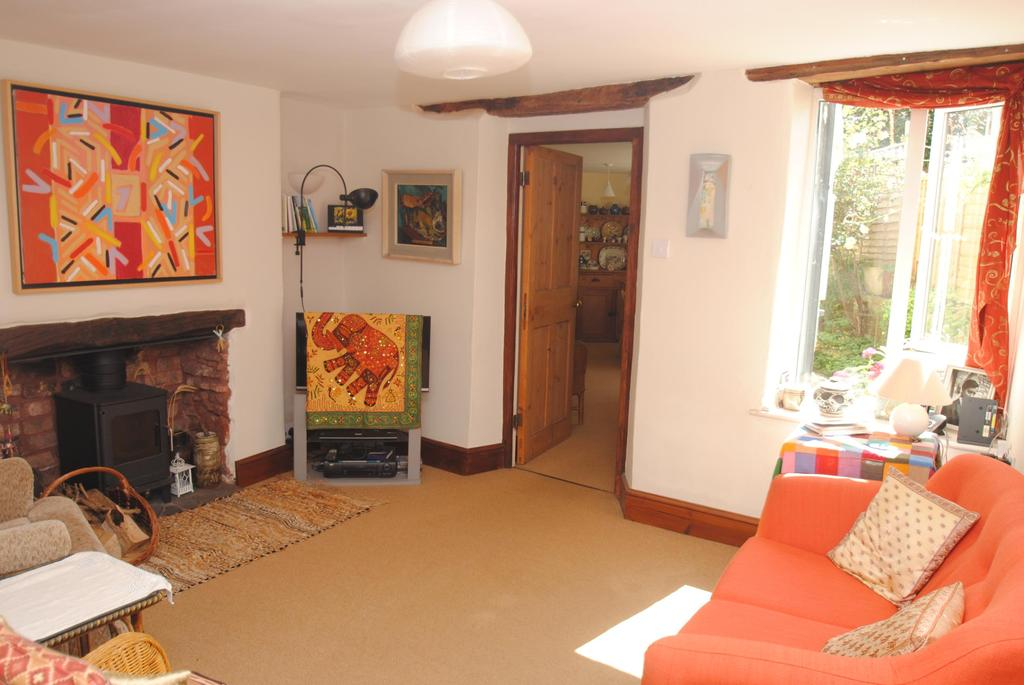 3 Bedrooms Terraced House for sale in Silver Street, Milverton