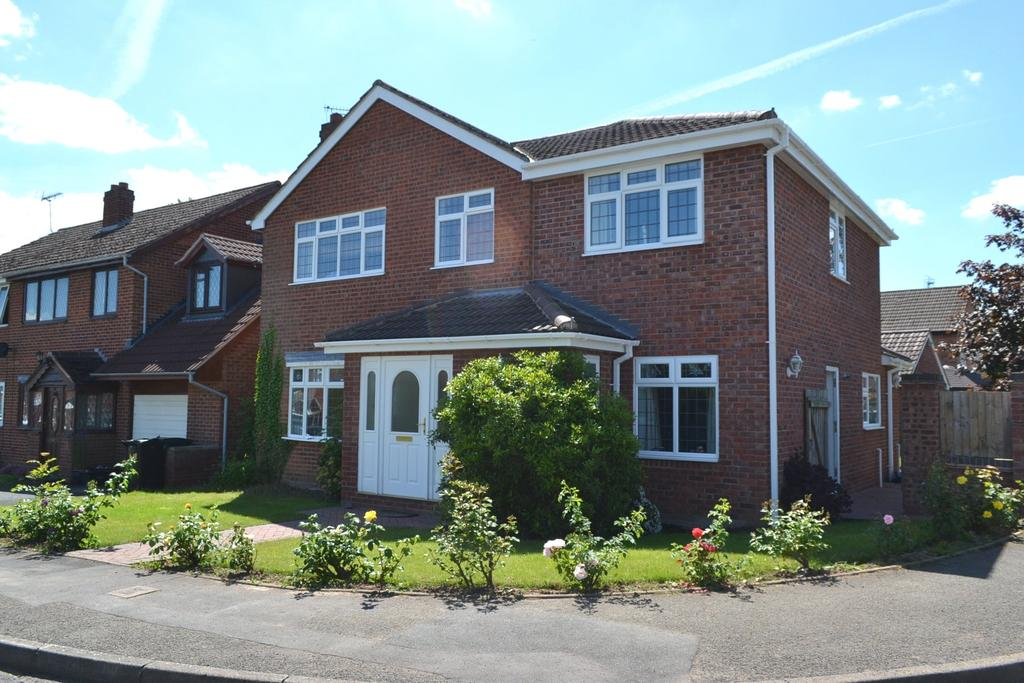 4 Bedrooms Detached House for sale in Sycamore Way, Highley, Bridgnorth, Shropshire