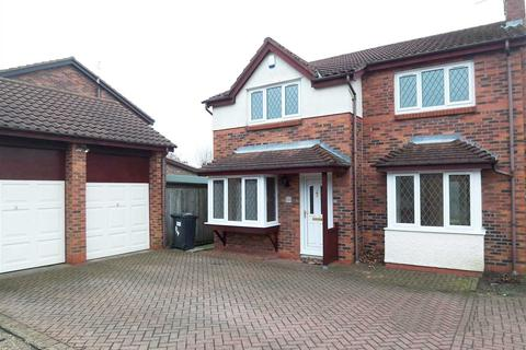 4 bedroom detached house to rent - West Farm Court, Broompark