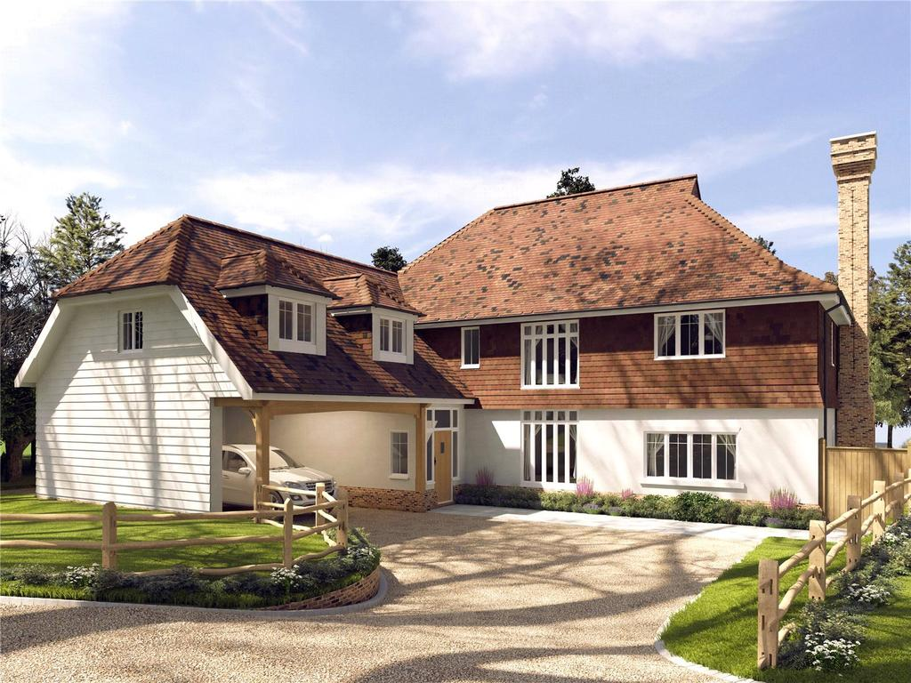 5 Bedrooms Detached House for sale in The Cedar, Wadhurst Place, Mayfield Lane, Wadhurst, TN5