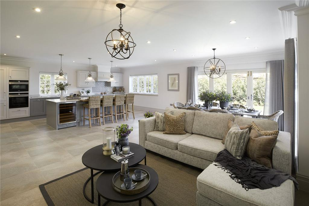 5 Bedrooms Detached House for sale in The Elder, Wadhurst Place, Mayfield Lane, Wadhurst, TN5