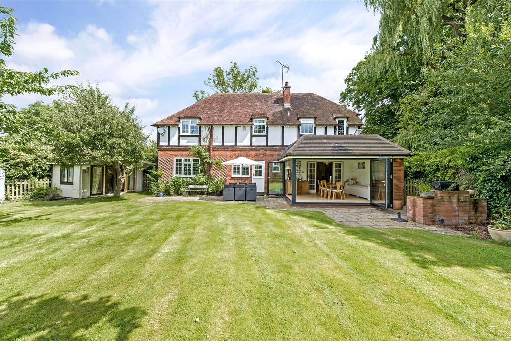 4 Bedrooms Detached House for sale in Church Lane, Warfield, Bracknell, Berkshire, RG42