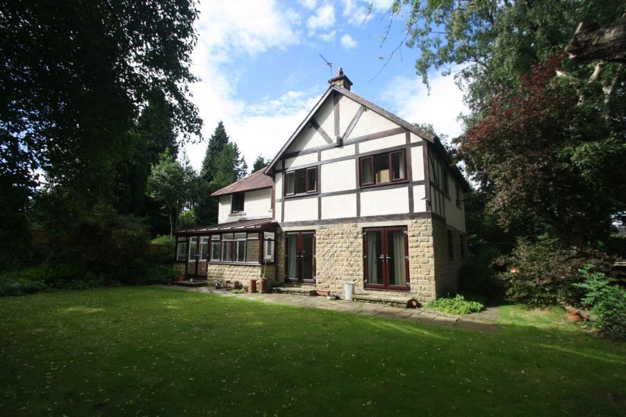 5 Bedrooms Detached House for sale in OLD PARK ROAD, ROUNDHAY, LEEDS, LS8 1DG