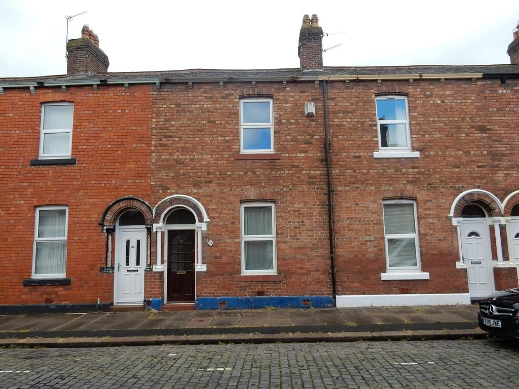 2 Bedrooms Terraced House for sale in Colville Street, Carlisle
