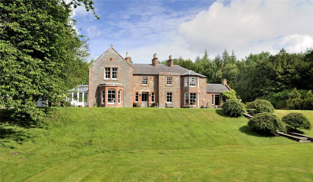 5 Bedrooms Detached House for sale in Holydean House, Melrose, Scottish Borders