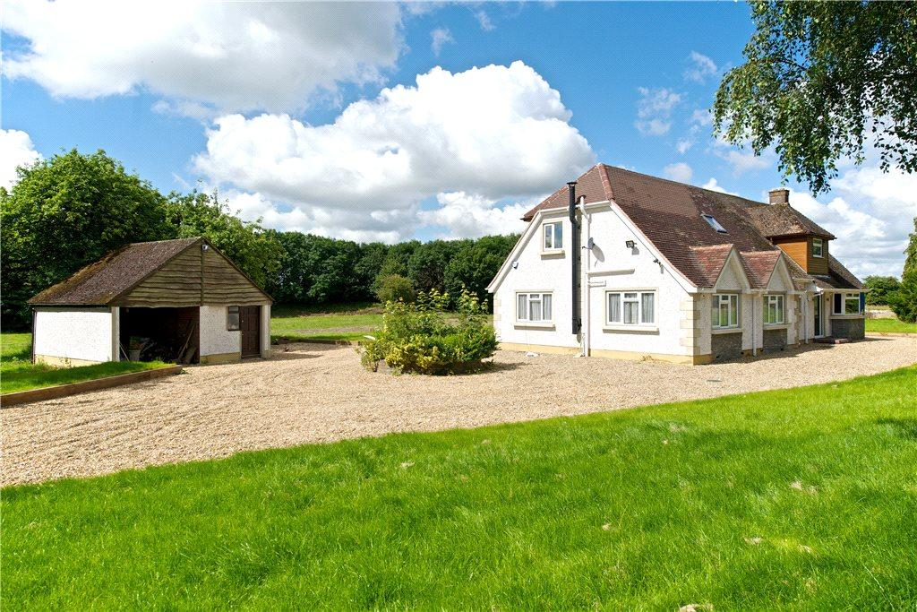 5 Bedrooms Detached House for sale in Leighton Road, Stanbridge, Leighton Buzzard, Bedfordshire