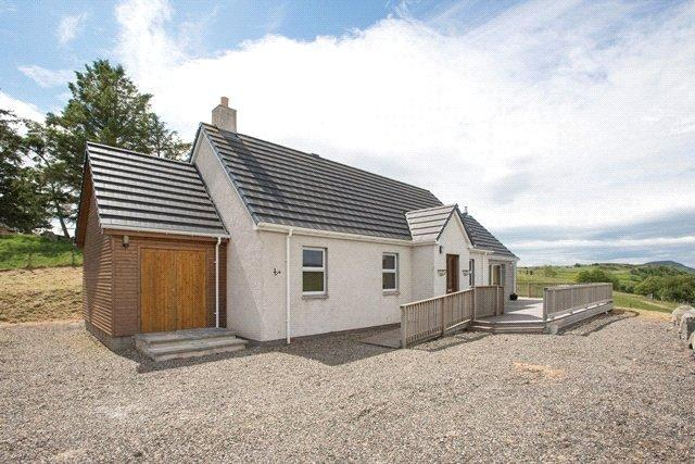 3 Bedrooms Detached House for sale in Banscol Cottage - Lot 2, Greengates, 38 Banscol, Rogart, Highland, IV28