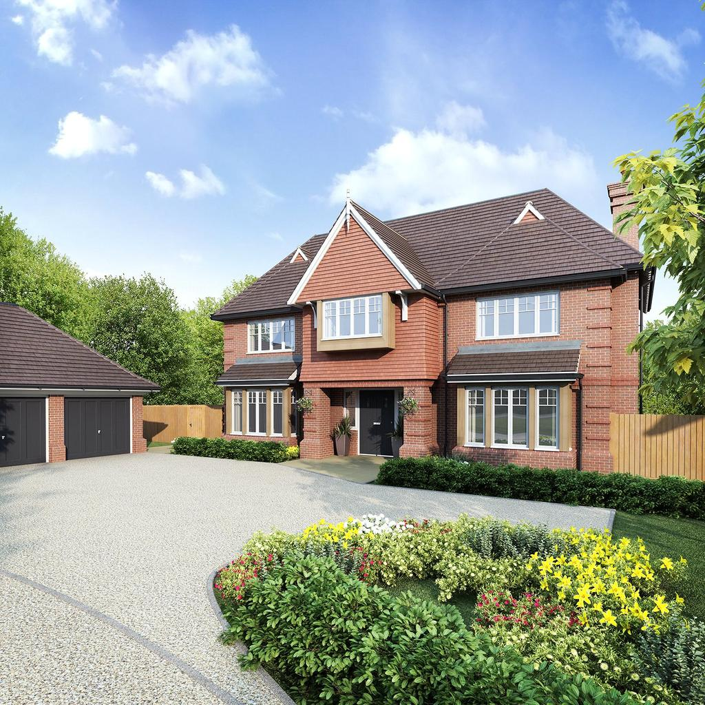 5 Bedrooms Detached House for sale in Alma Road, Reigate, Surrey, RH2
