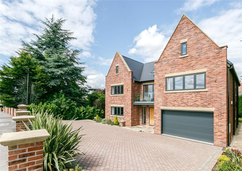6 Bedrooms Detached House for sale in High Oakham Hill, Mansfield, Nottinghamshire, NG18