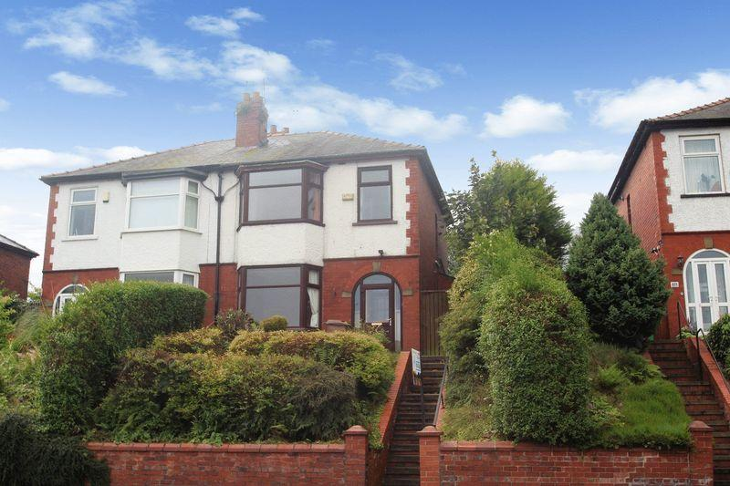 3 Bedrooms Semi Detached House for sale in Whitworth Road, Rochdale OL12 0TB