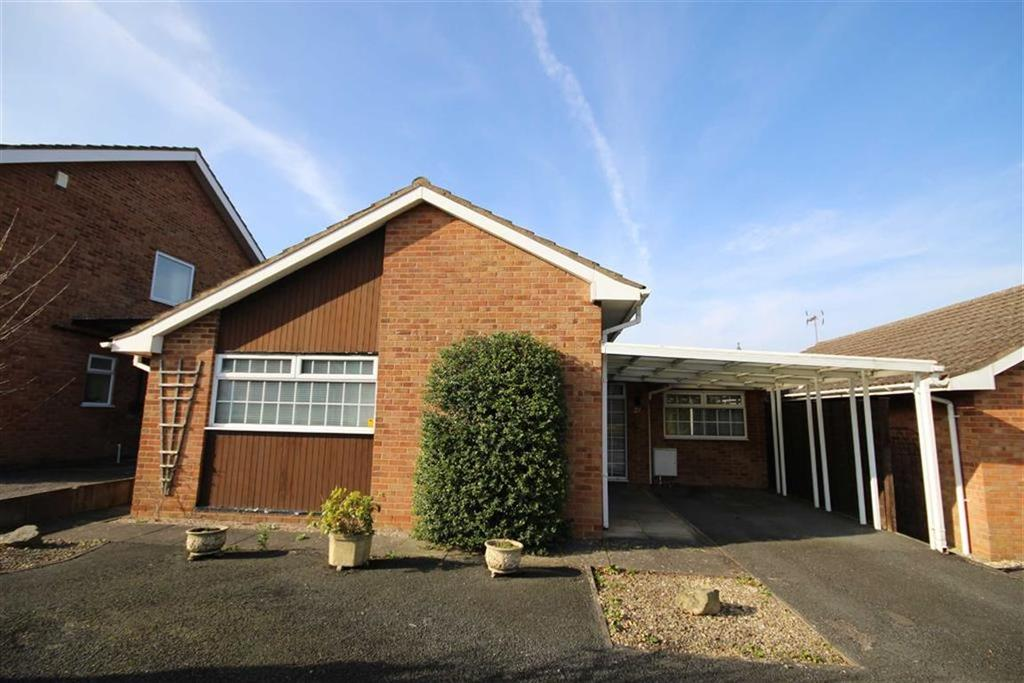 3 Bedrooms Detached Bungalow for sale in Hillary Road, Leckhampton, Cheltenham, GL53