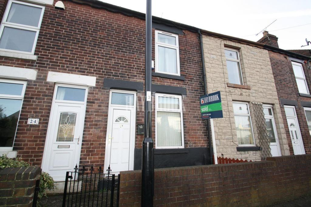 2 Bedrooms Terraced House for sale in Woodhouse Road, Intake, S12