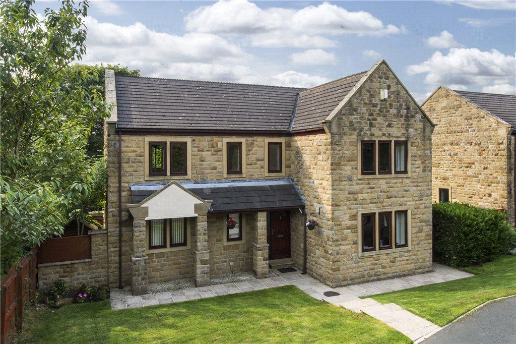 5 Bedrooms Detached House for sale in College Road, Bingley, West Yorkshire