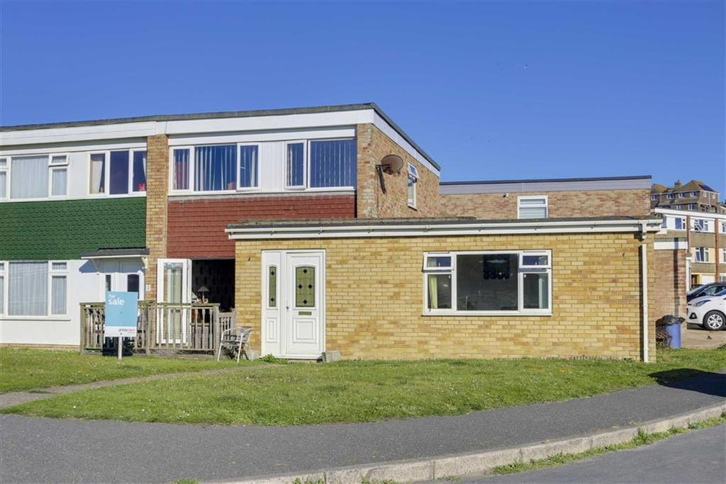 4 Bedrooms End Of Terrace House for sale in Cliff Gardens, Seaford