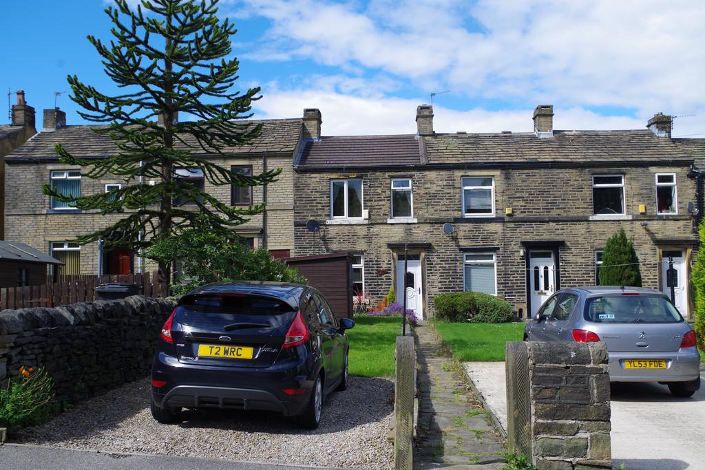 2 Bedrooms Cottage House for sale in Holmes Terrace, Pellon, Halifax HX2