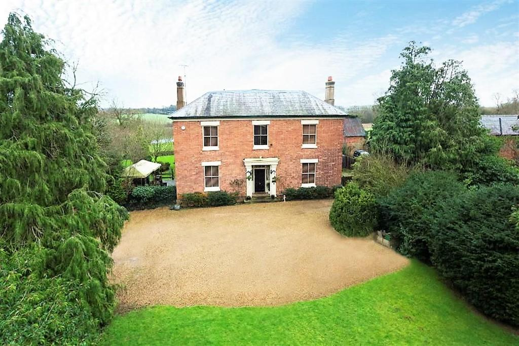 7 Bedrooms Semi Detached House for sale in Watling Street, Clifton Upon Dunsmore, Rugby