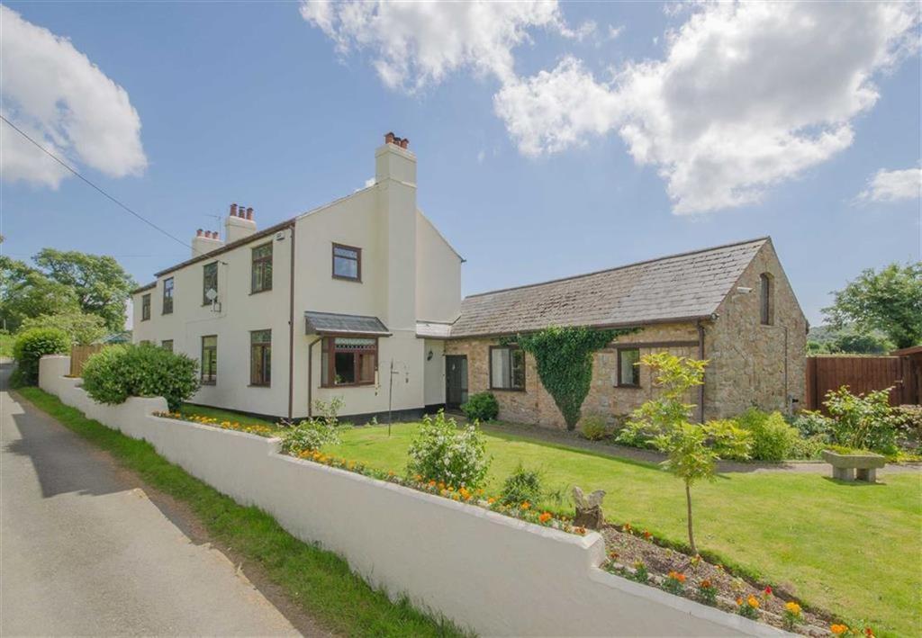 4 Bedrooms Detached House for sale in Ffordd Yr Odyn, Treuddyn, Mold