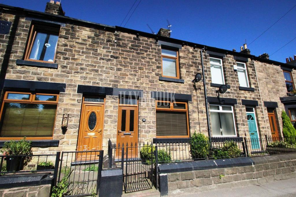 2 Bedrooms Terraced House for sale in Upper Sheffield Road