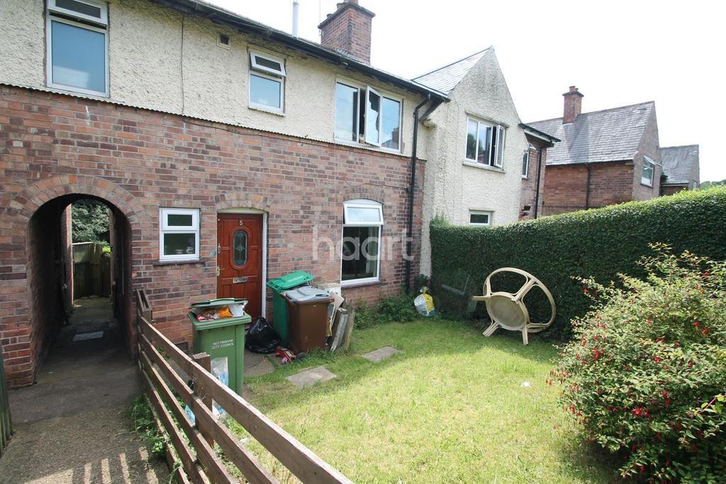 3 Bedrooms Terraced House for sale in Caunton Avenue, Mapperley, Nottingham