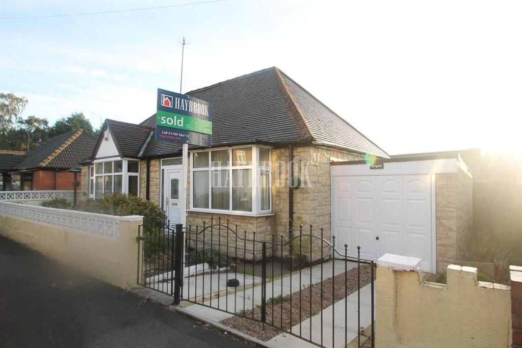2 Bedrooms Bungalow for sale in Church Street, Mexborough