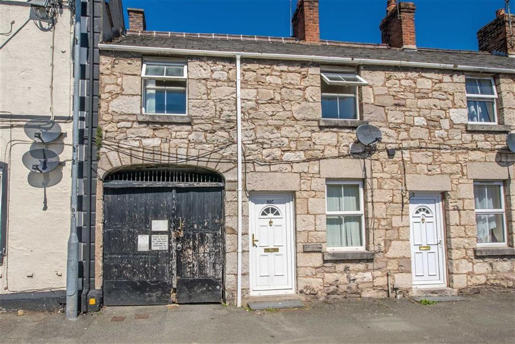 3 Bedrooms Terraced House for sale in Mwrog Street, Rhuthun