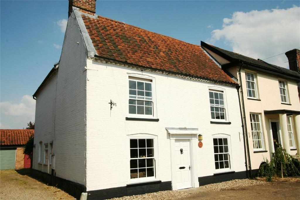 5 Bedrooms End Of Terrace House for sale in Market Street, NR16 2RD, East Harling, NORWICH, Norfolk