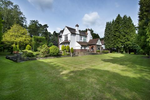 4 bedroom detached house for sale - Streetly Wood, Sutton Coldfield, B74 3DQ