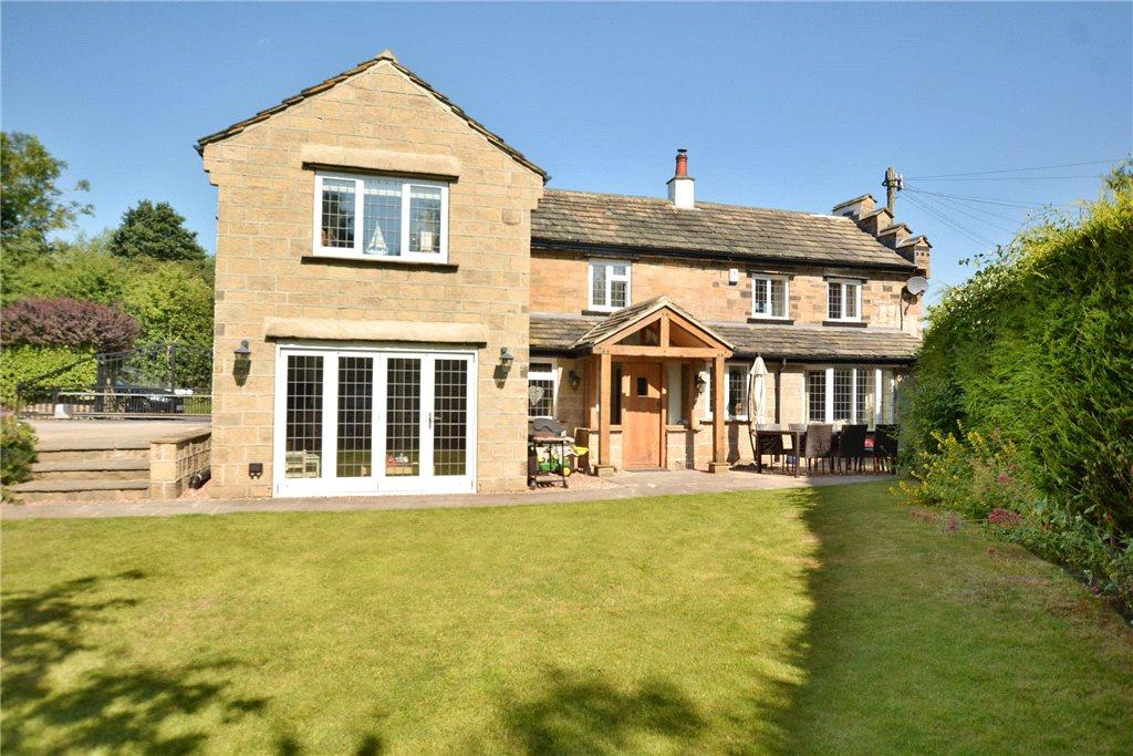4 Bedrooms Detached House for sale in Brookside Cottage, Main Street, East Keswick, Leeds, West Yorkshire