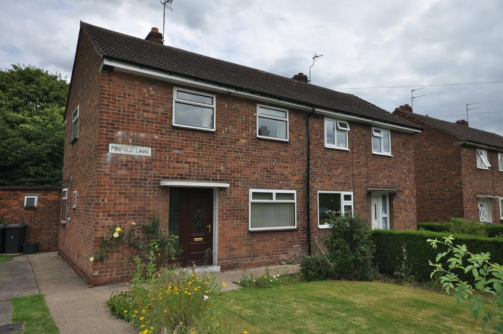 2 Bedrooms Semi Detached House for rent in Pinfold Lane, Thorne