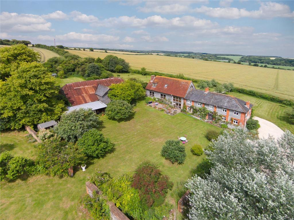 6 Bedrooms Detached House for sale in Field Barn Lane, Dinton, Salisbury, Wiltshire