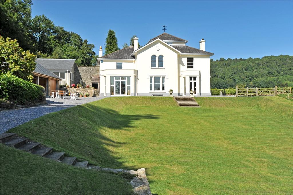 6 Bedrooms Detached House for sale in Lustleigh, Newton Abbot, Devon
