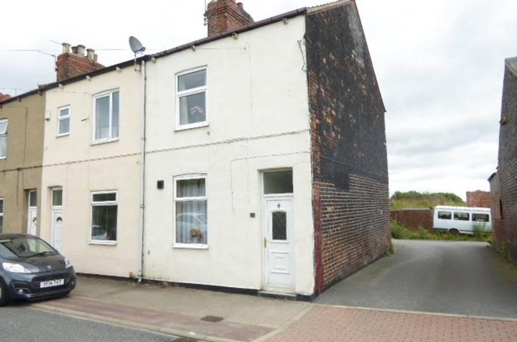 3 Bedrooms End Of Terrace House for sale in Crossley Street, New Sharlston
