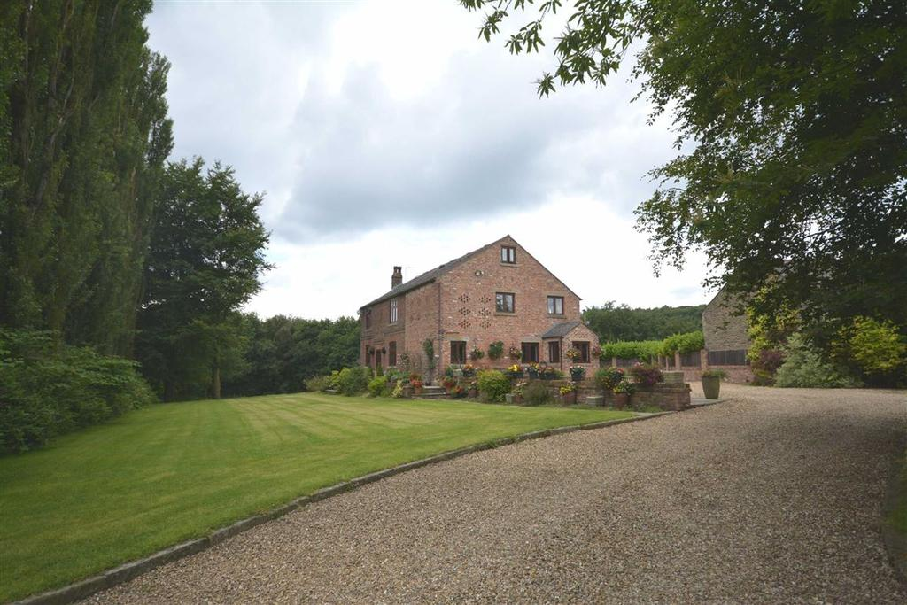 4 Bedrooms Detached House for sale in Withington Lane, Aspull, Wigan, WN2