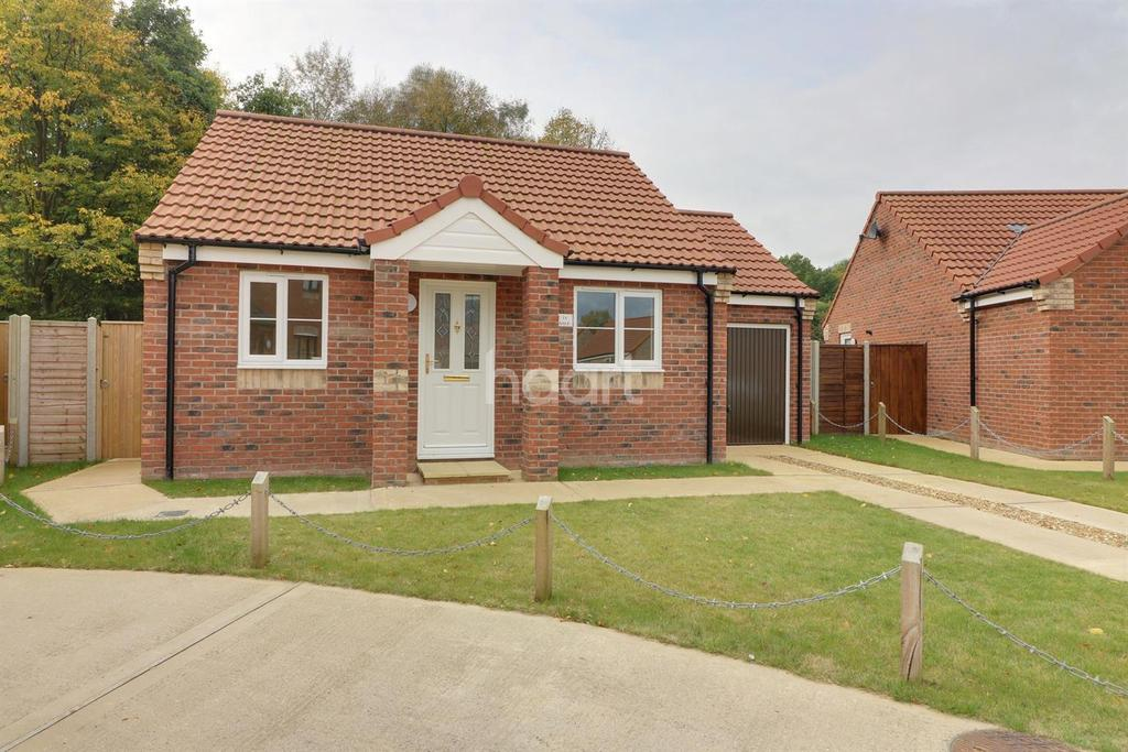 2 Bedrooms Bungalow for sale in Necton